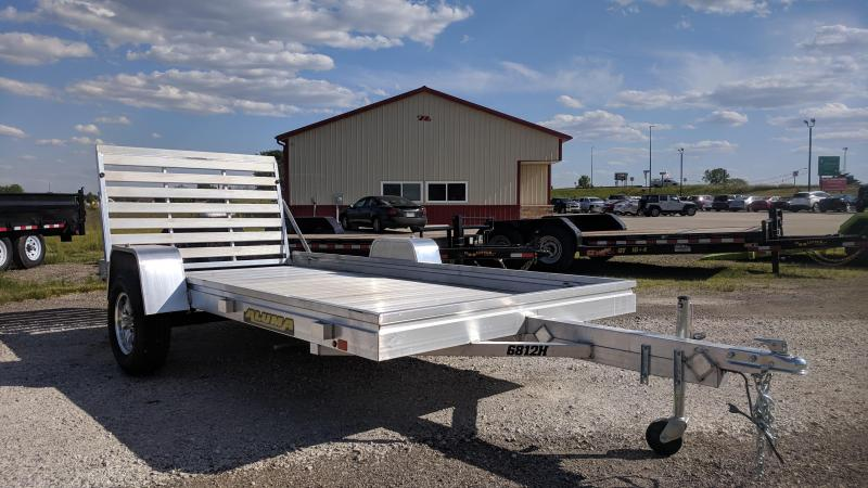 2020 Aluma 6812H Utility Trailer in Ashburn, VA