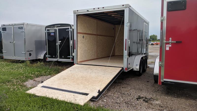 2019 Wells Cargo RFV714T2 Enclosed Cargo Trailer