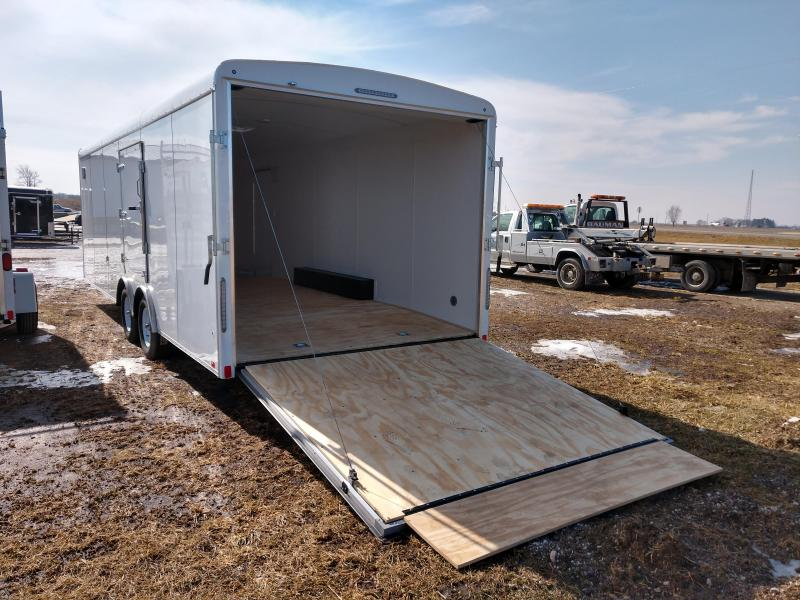 2019 United Trailers ULT-8.524TA52-T Enclosed Cargo Trailer