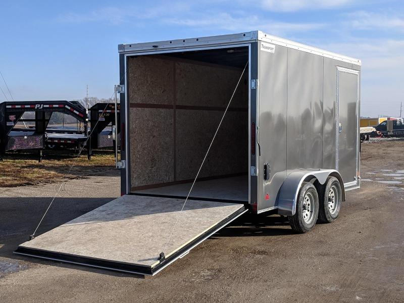 2019 Haulmark TSV712T2 Enclosed Cargo Trailer