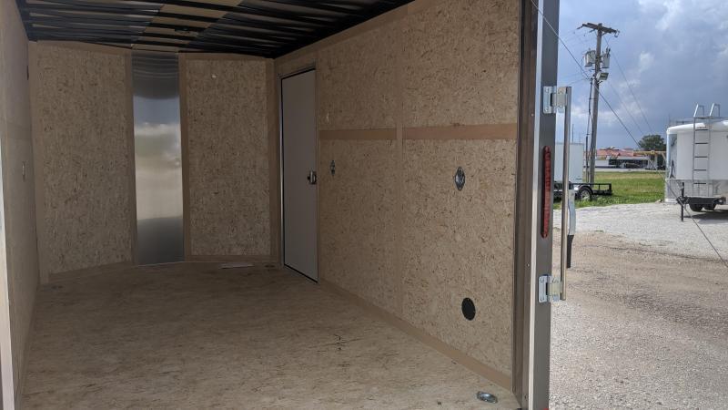 2019 Haulmark TSV712T2 Enclosed Cargo Trailer