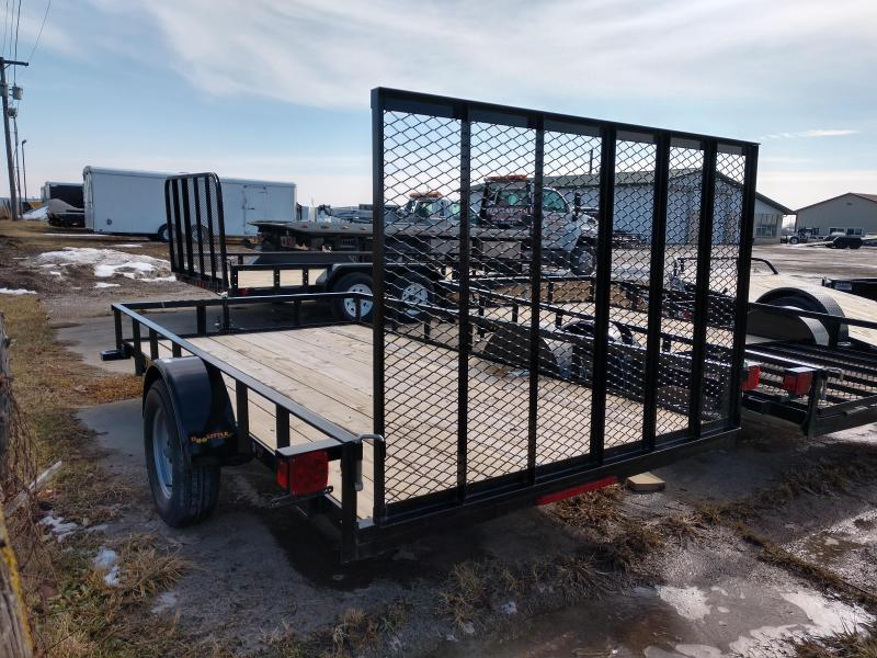 2019 Doolittle Trailer Mfg Rally Sport 770 Series 3K Single Axle Utility Trailer