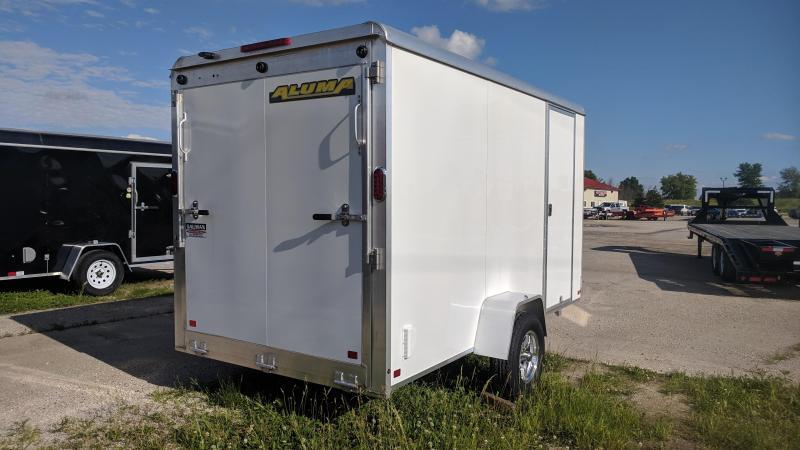 2020 Aluma AE612 Enclosed Cargo Trailer