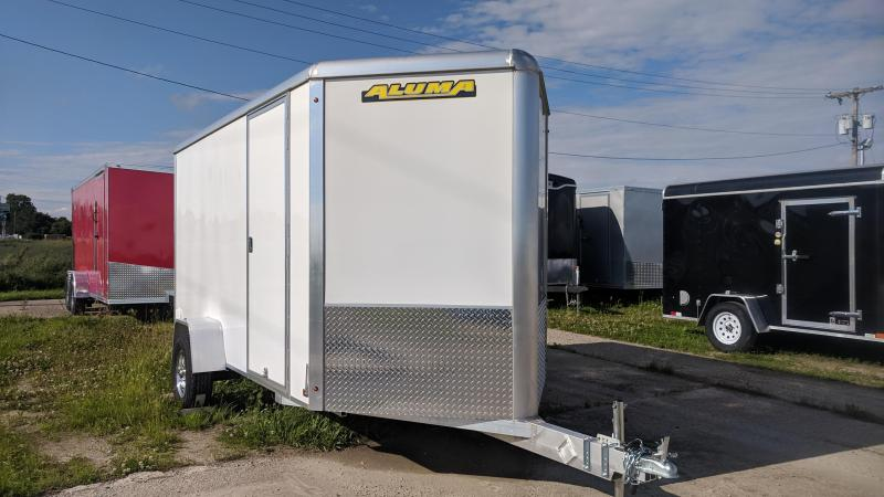 2020 Aluma AE612 Enclosed Cargo Trailer