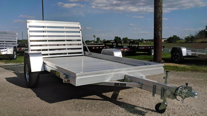 2020 Aluma 6810H Utility Trailer in Ashburn, VA