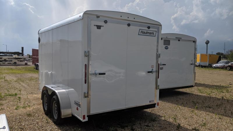 2020 Haulmark TS712T2 Enclosed Cargo Trailer