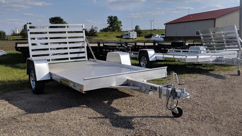 2020 Aluma 6310 Utility Trailer in Ashburn, VA