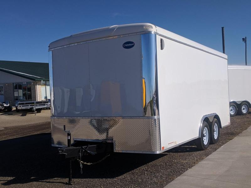 2019 United Trailers ULT 8.5x16 Car / Racing Trailer