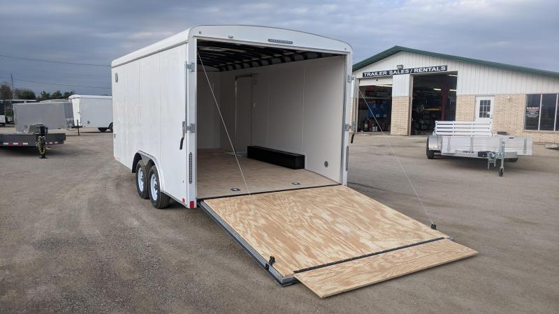 2019 United Trailers ULT 8.5x16 Car / Racing Trailer