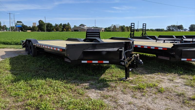 2020 Midsota STWB-24 Flatbed Trailer