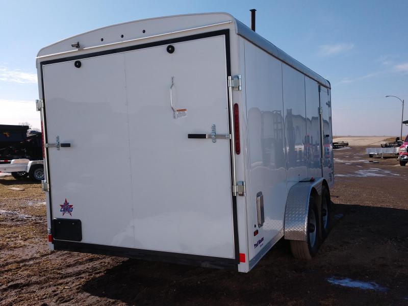 2019 US Cargo TSPP Enclosed Cargo Trailer