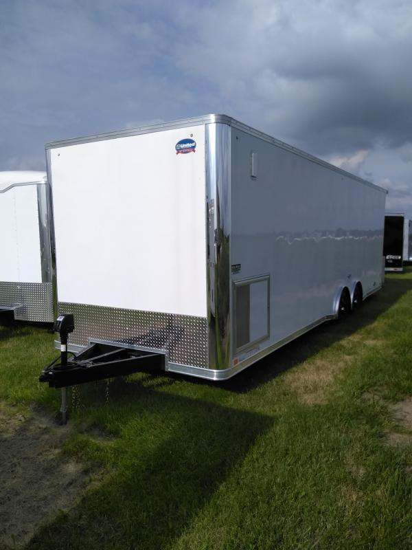 2019 United XLT 8.5X28 Race Trailer
