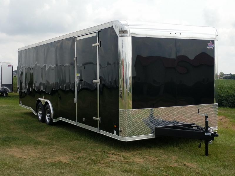 2019 US Cargo Phantom 8.5X28TA3 Car / Racing Trailer