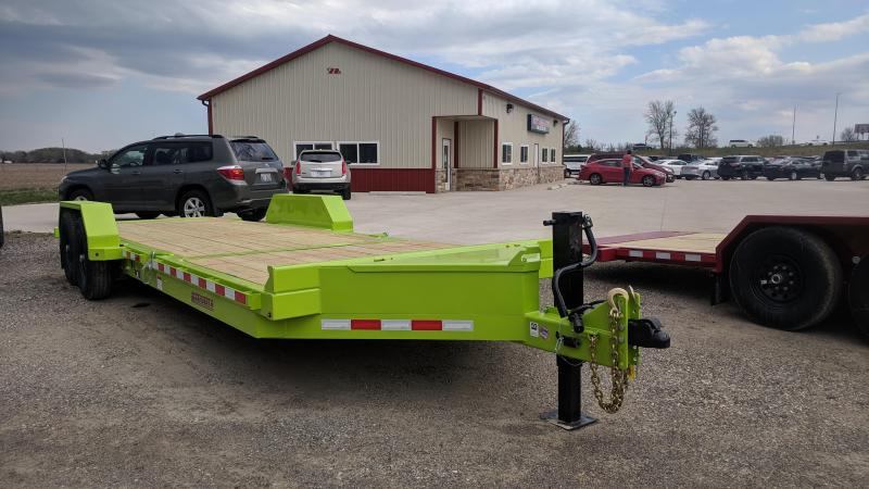2019 Midsota TB-22 Equipment Trailer
