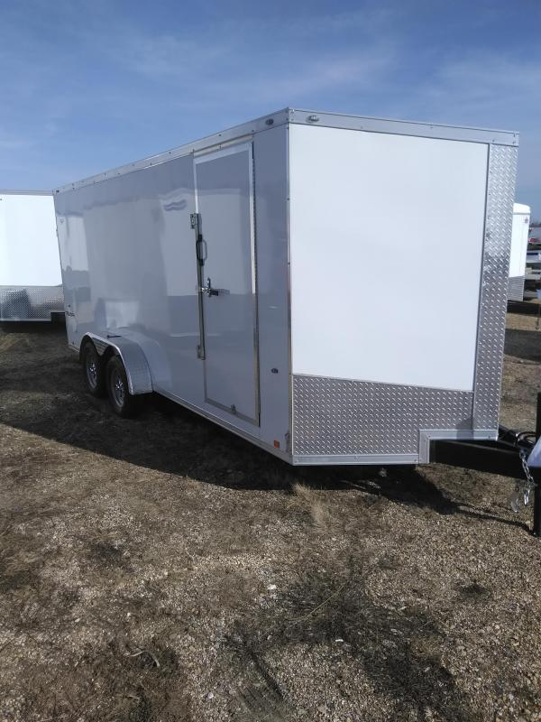 2019 Formula Trailers 7x18 Triumph Slope Nose Enclosed Cargo Trailer in Ashburn, VA