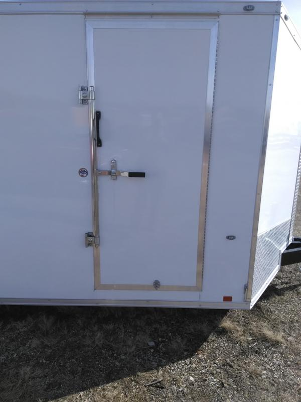 2019 Formula Trailers 7x18 Triumph Slope Nose Enclosed Cargo Trailer