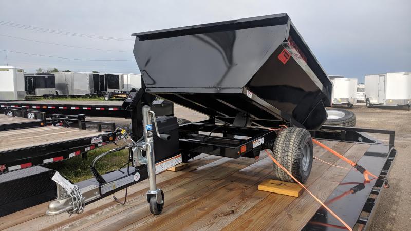 2020 Midsota Mini Dump Series Dump Trailer