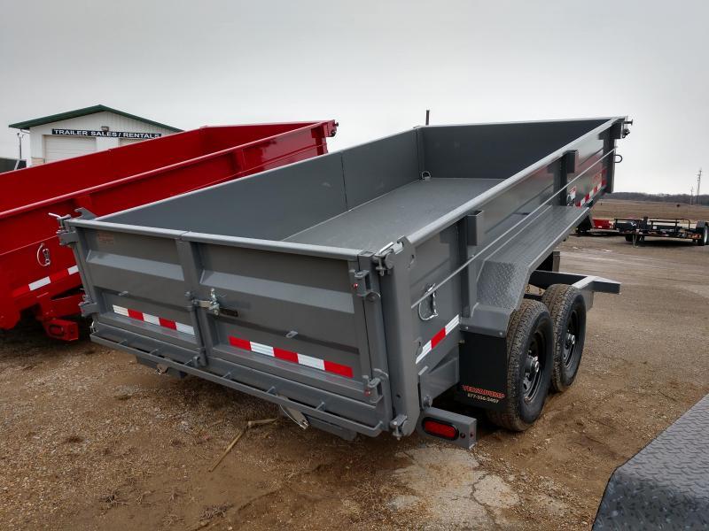 2019 Midsota Versa Dump Dump Trailer
