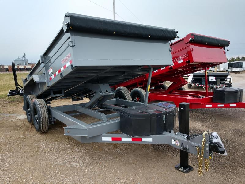 2019 Midsota Versa Dump Dump Trailer in Ashburn, VA