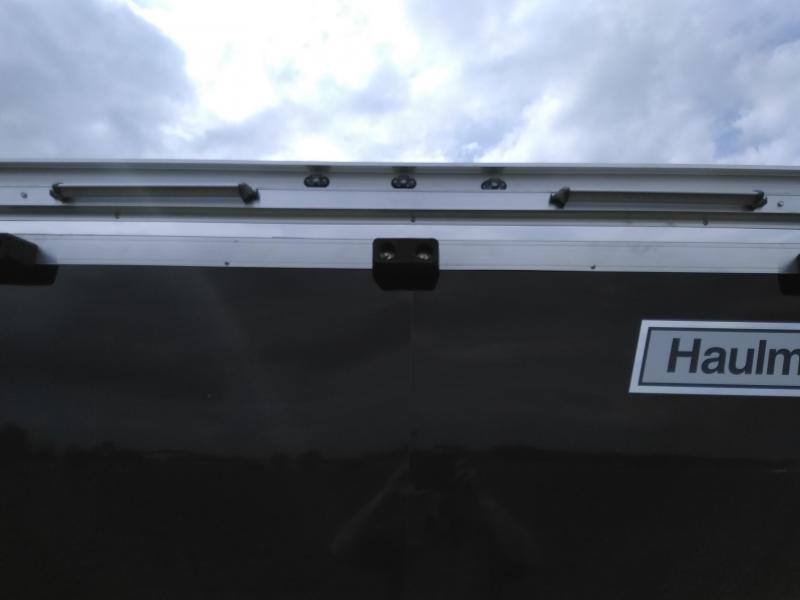 2018 Haulmark 8.5X28 Edge Race Trailer