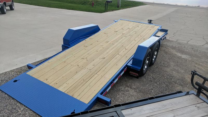 2019 Midsota TB-20 Flatbed Trailer