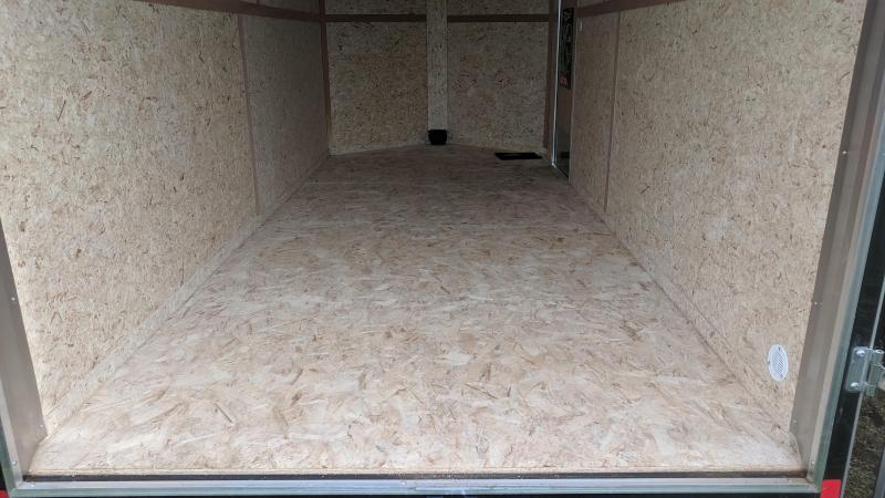 2019 Formula Trailers 7x16 Triumph Slope Nose Enclosed Cargo Trailer