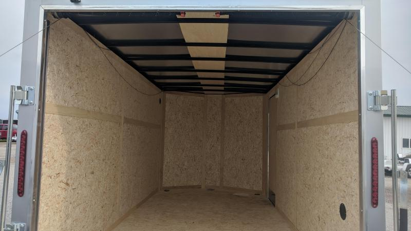 2019 Wells Cargo FT714T2-D Enclosed Cargo Trailer