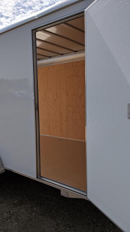 2020 Aluma AE716TA Enclosed Cargo Trailer
