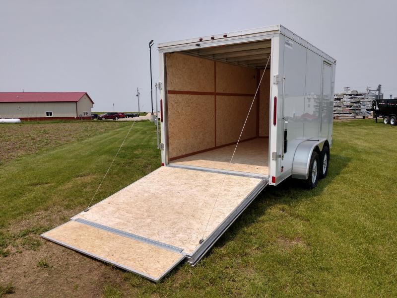 2018 Haulmark HAUV7X14WT2 Enclosed Cargo Trailer