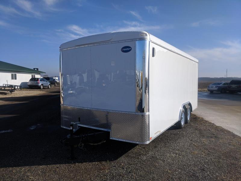 2019 United Trailers ULT8.5X18 Car / Racing Trailer