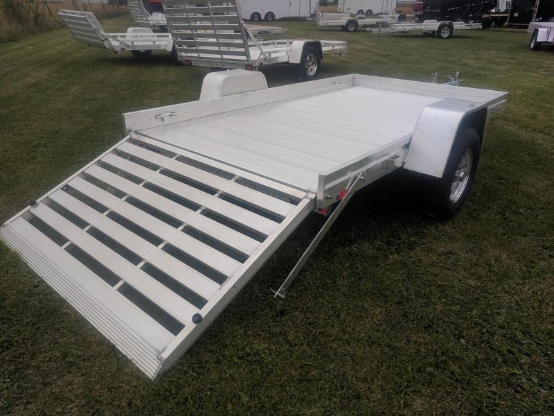2019 Aluma 6810H Utility trailer