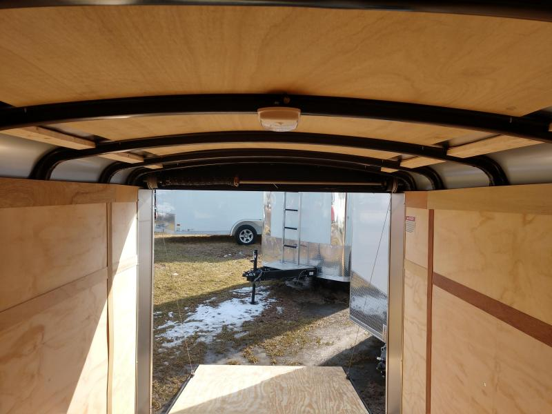2019 United Trailers ULH 6 x 10 ft. Enclosed Cargo Trailer