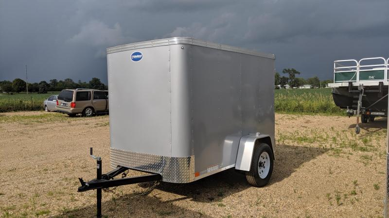 2019 United Trailers XLE58SA30-S Enclosed Cargo Trailer