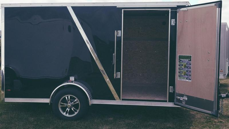 2019 US Cargo ULAFTX 6X12 Enclosed Cargo Trailer
