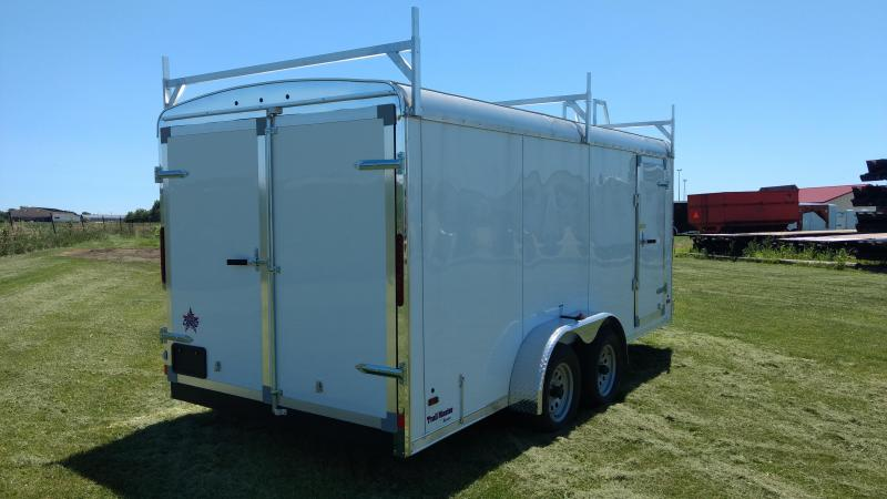 2019 US Cargo Trail Master Enclosed Cargo Trailer 7X16