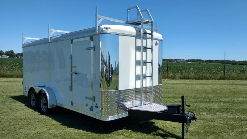 2019 US Cargo Trail Master Enclosed Cargo Trailer