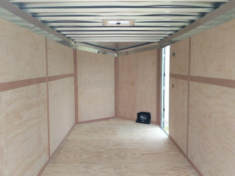 2019 Ameralite ATMT7X16 TA2 Enclosed Cargo Trailer