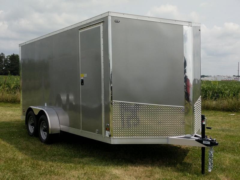 2019 Ameralite ATMT7X16 TA2 Enclosed Cargo Trailer