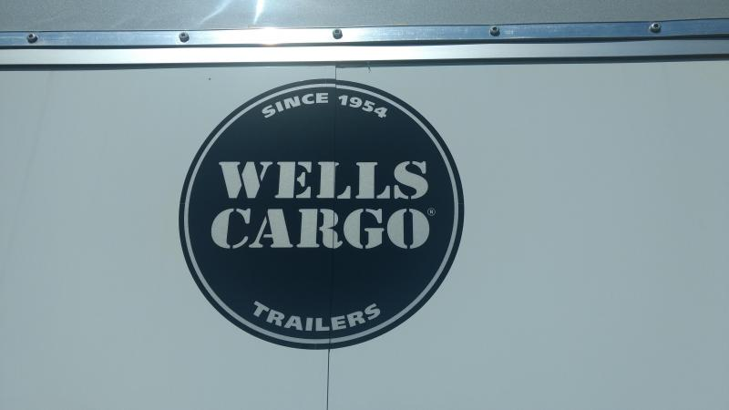 2018 Wells Cargo 8X18