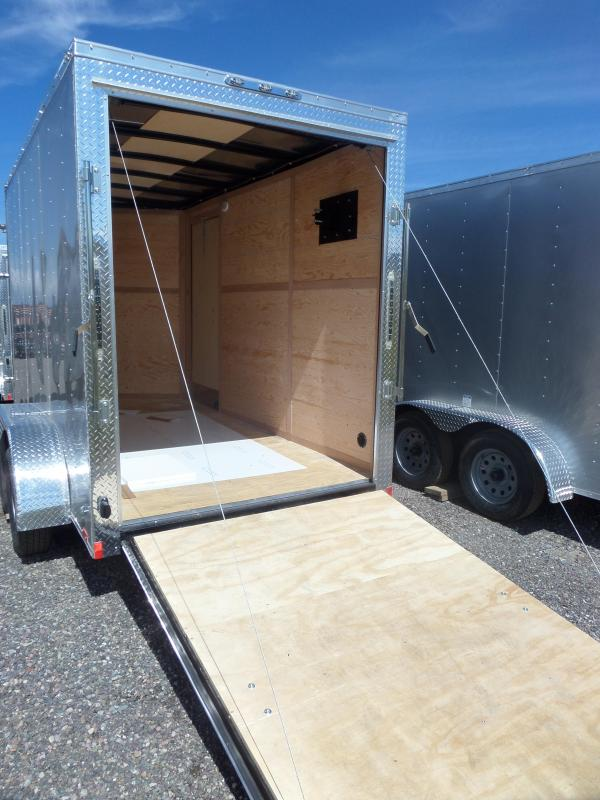 2019 Continental Cargo VHW612TA2 Enclosed Cargo Trailer