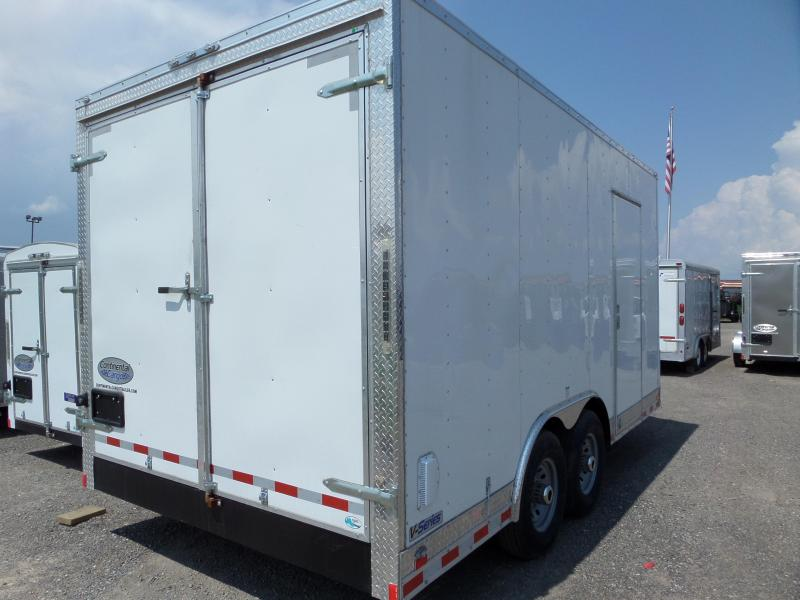 2020 Continental Cargo VHW816TA2 Enclosed Cargo Trailer