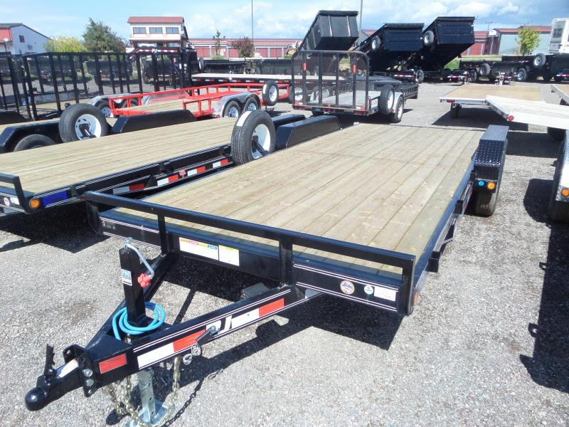 "2019 PJ Trailers 5"" Channel Equipment (CE) 20'"