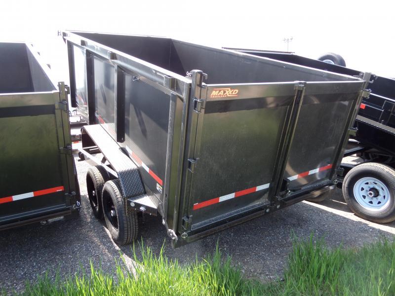 2019 MAXXD D8X - 83 Heavy Duty Dump Dump Trailer