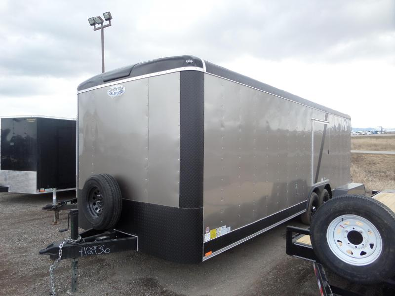 2019 Continental Cargo TW824TA2 Enclosed Cargo Trailer