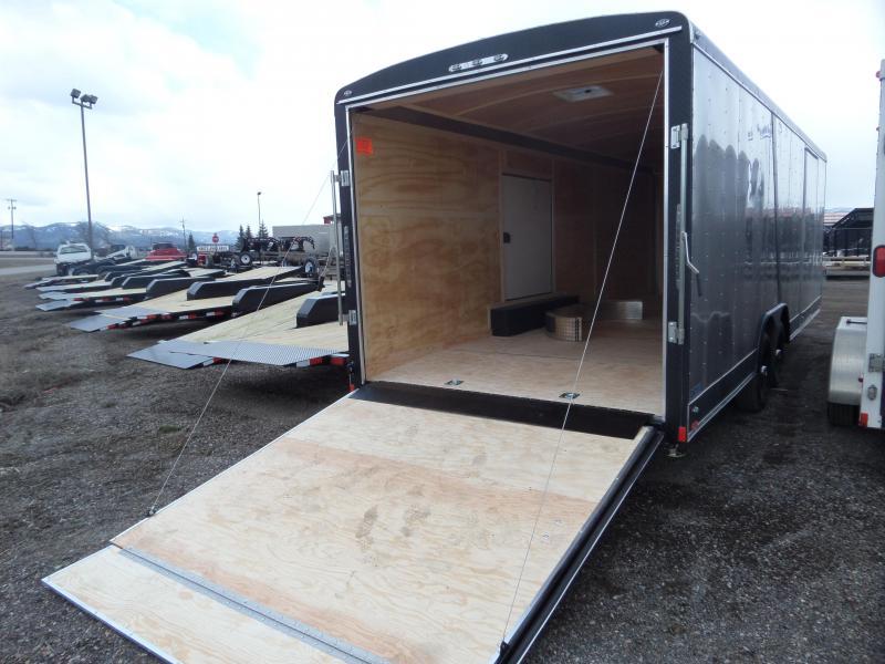 2019 Continental Cargo TW824TA2 Enclosed Cargo Trailer