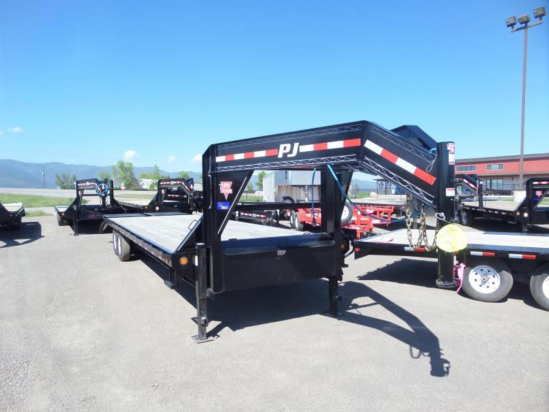 2018 PJ Trailers 30' Flatbed