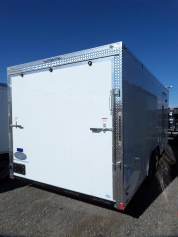 2019 Continental Cargo 8.5' x 20' Enclosed Cargo Trailer