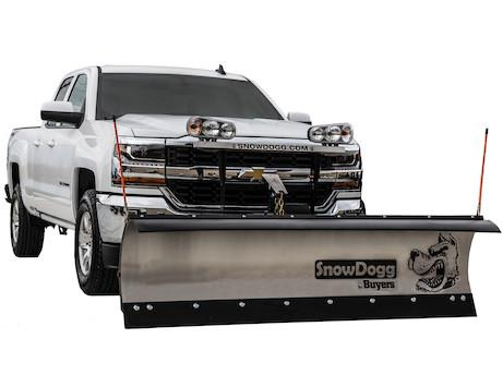 2019 SnowDogg MD80 Snow Plow