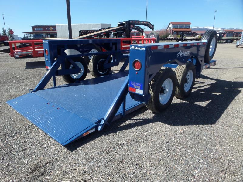 2018 Air Tow RT12-7 Equipment Trailer