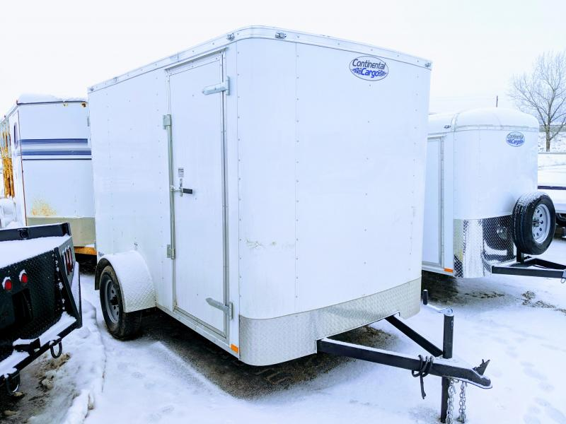 2019 Continental Cargo RM610SA Enclosed Cargo Trailer